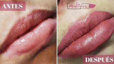 Micropigmentacion labios pamplona